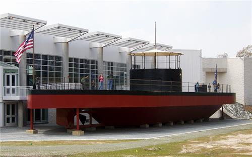 Mariners Museum Monitor